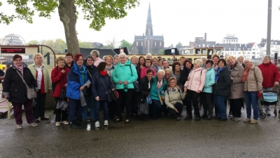 "Gruppe ""50 Plus"" in Maastricht"